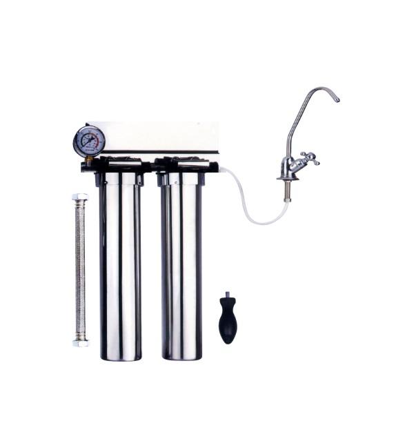 不锈钢净水器-KK-SD-5(20inch)