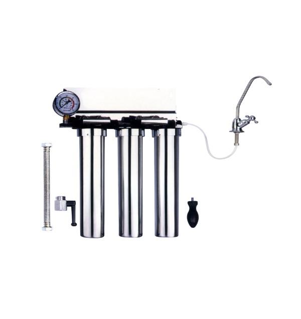 不锈钢净水器-KK-ST-4(20inch)