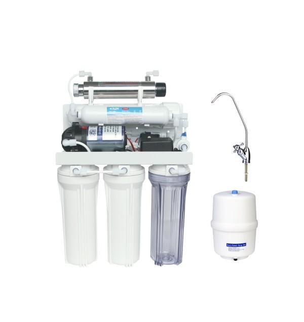 反渗透纯水机-KK-RO50G-C(6级带UV)