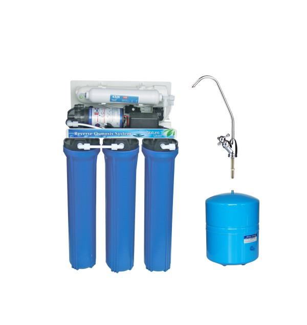 反渗透纯水机-KK-RO-N(100-200GPD)