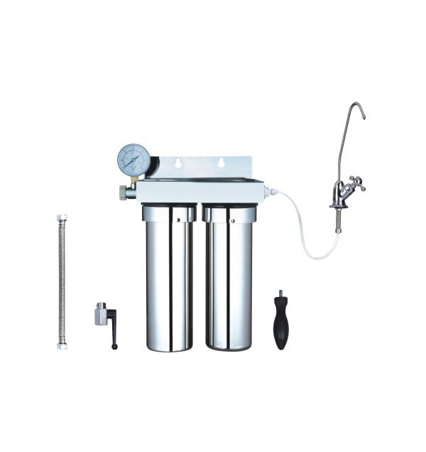 不锈钢净水器及超滤不锈钢净水器